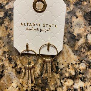 Altar'd State earrings